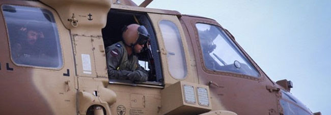 IDF military helicopter searched for missing teen swept away in Tzafit Stream flood in Judean Desert, near southern Dead Sea